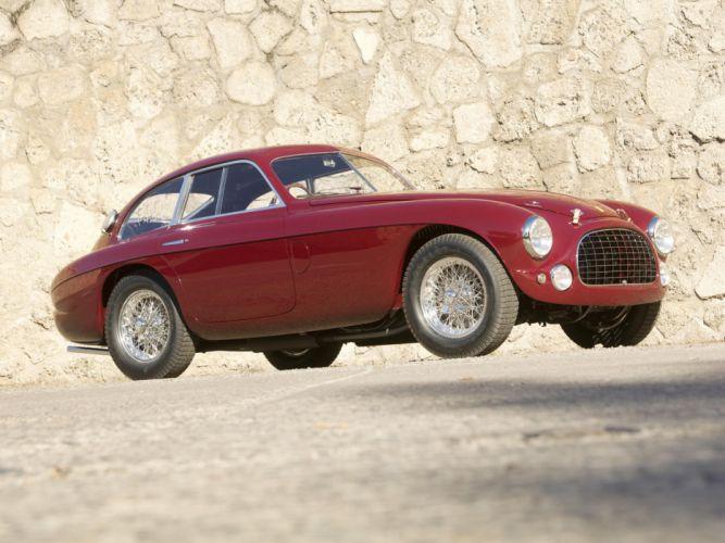 1951 Ferrari 212 Export Berlinetta supercar f wallpaper