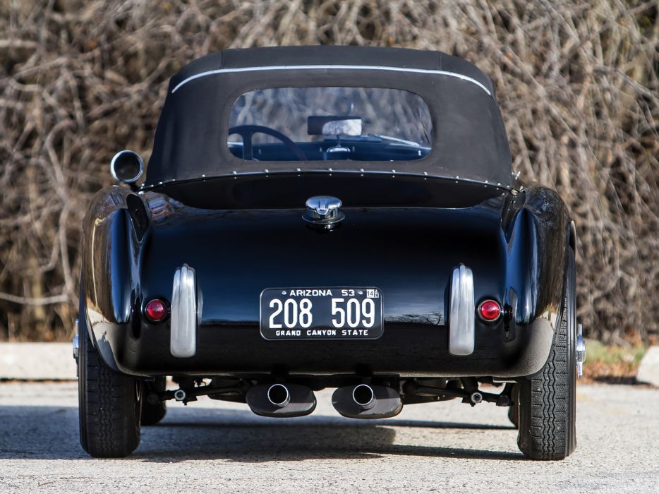 1953 Siata 208S Barchetta retro supercar   g wallpaper
