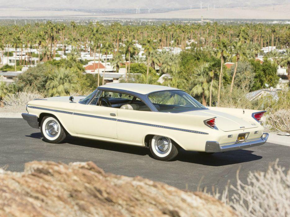 1960 DeSoto Fireflite Hardtop Coupe (PS1-L23) classic   g wallpaper