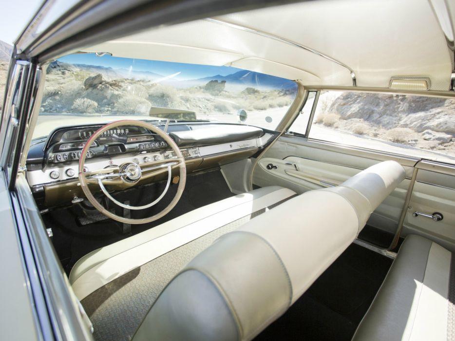 1960 DeSoto Fireflite Hardtop Coupe (PS1-L23) classic interior        g wallpaper