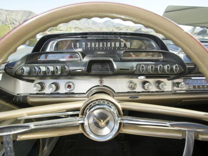 1960 DeSoto Fireflite Hardtop Coupe (PS1-L23) classic interior f wallpaper