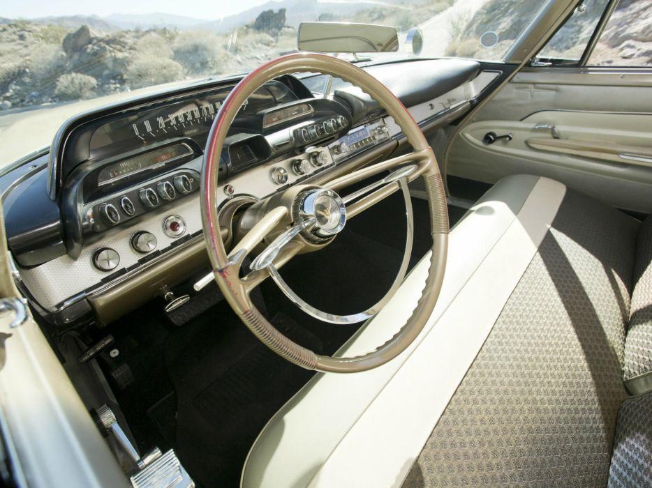 1960 DeSoto Fireflite Hardtop Coupe (PS1-L23) classic interior   h wallpaper