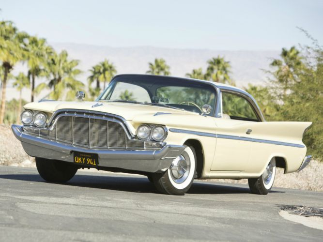 1960 DeSoto Fireflite Hardtop Coupe (PS1-L23) classic g wallpaper