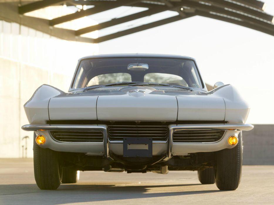 1963 Chevrolet Corvette StingRay L76 327 340HP (C-2) muscle classic supercar   g wallpaper