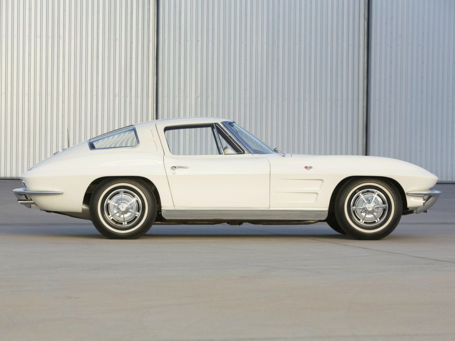 1963 Chevrolet Corvette StingRay L76 327 340HP (C-2) muscle classic supercar   gs wallpaper