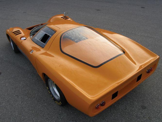 1970 McLaren M-6 G-T supercar classic race racing f wallpaper