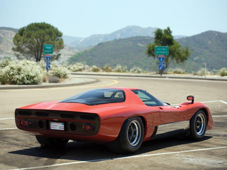 1970 McLaren M-6 G-T supercar classic       g wallpaper