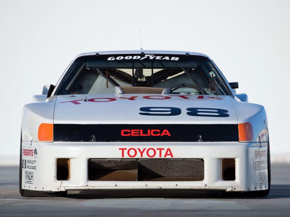 1987 Toyota Celica Turbo IMSA GTO (ST162) race racing   fw wallpaper