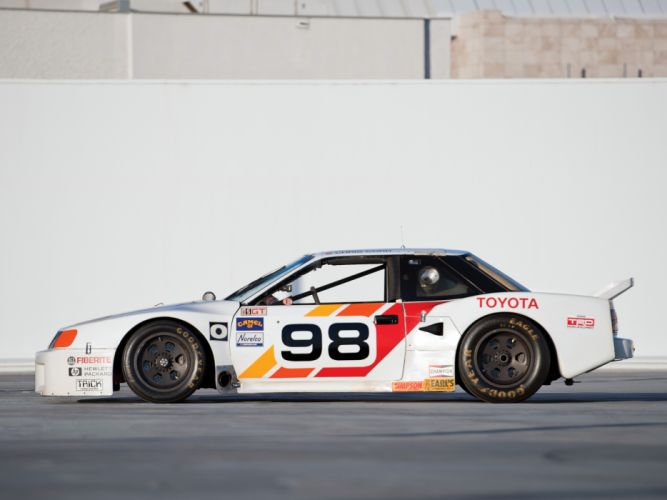 1987 Toyota Celica Turbo IMSA GTO (ST162) race racing g wallpaper