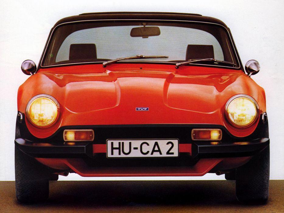1971 TVR 3000M supercar f wallpaper