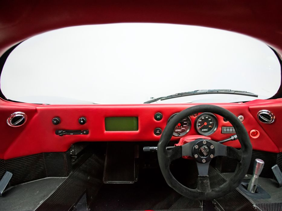 1991 Lotec C1000 supercar interior      h wallpaper