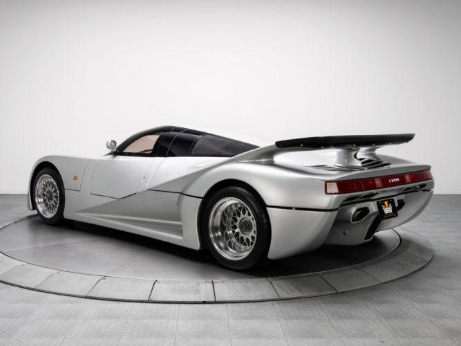 1991 Lotec C1000 supercar r wallpaper