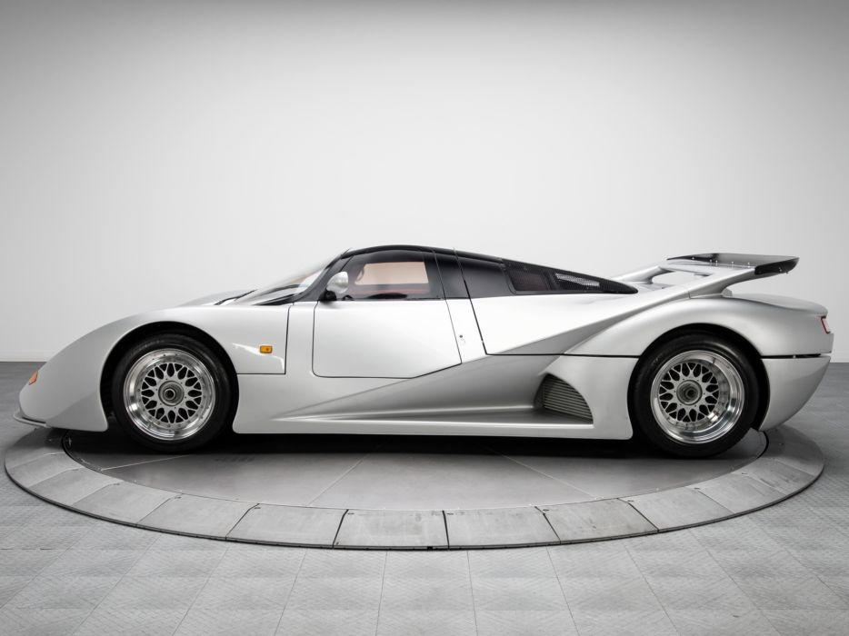 1991 Lotec C1000 supercar  g wallpaper