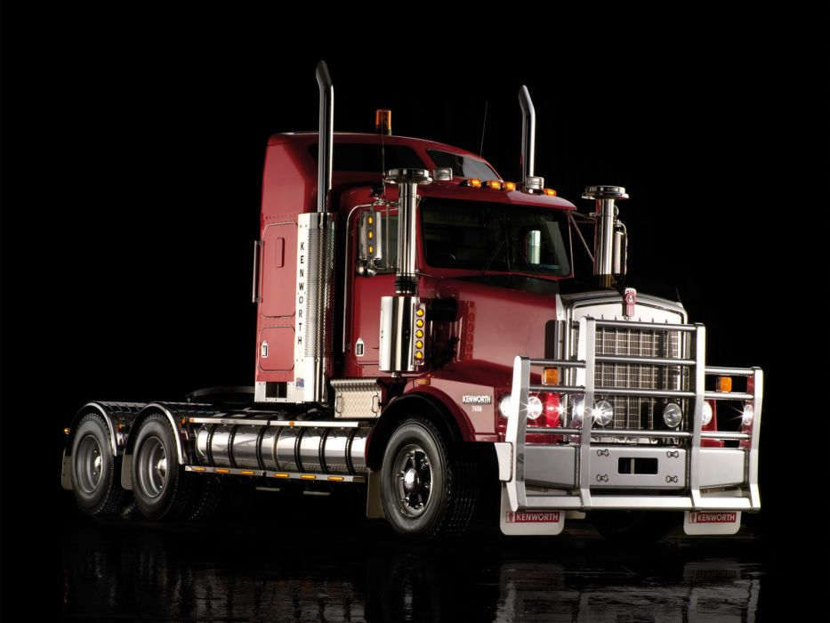 2008 Kenworth T658 semi tractor   g wallpaper