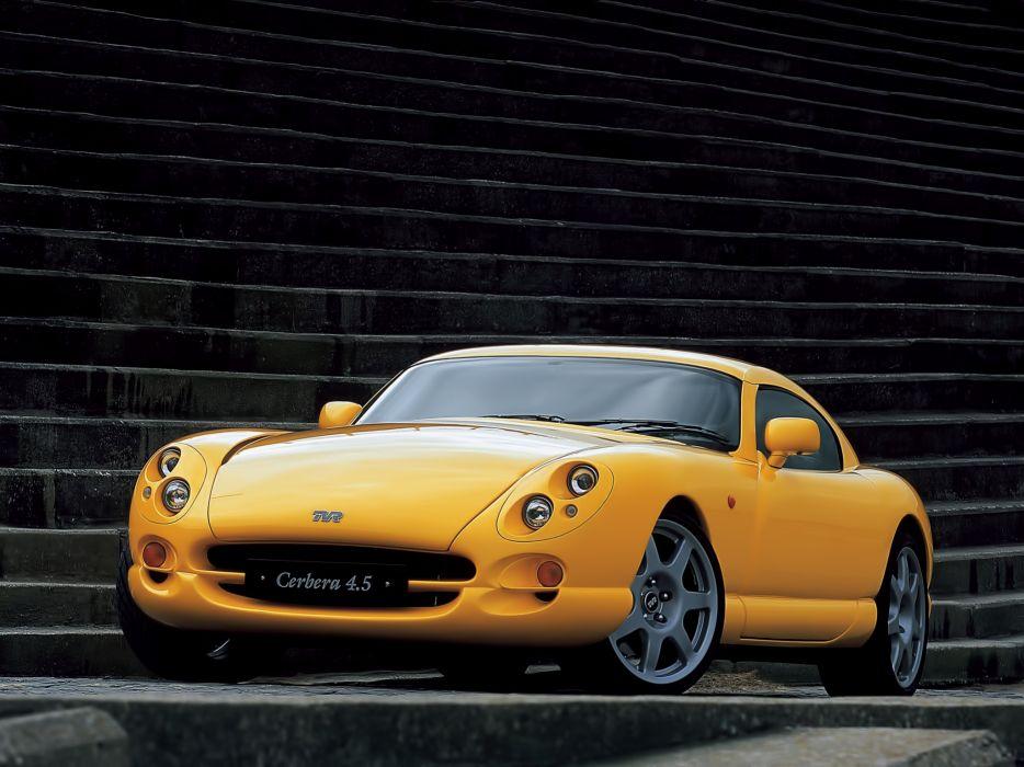 2001 TVR Cerbera supercar         g wallpaper