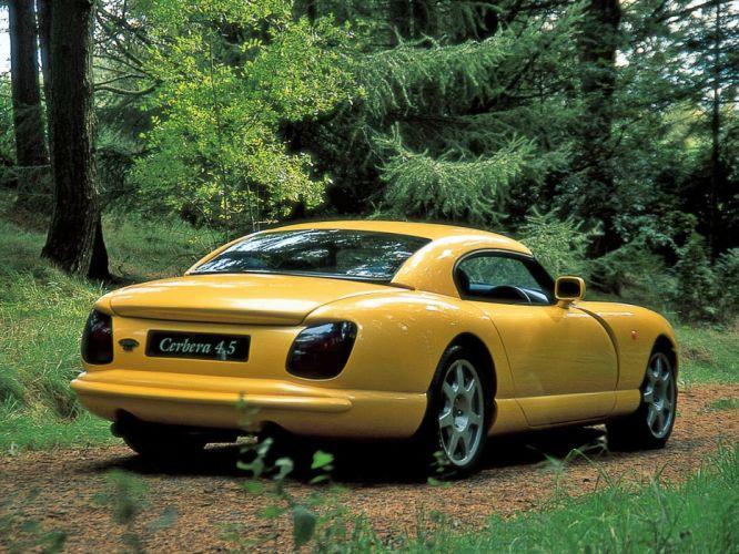 2001 TVR Cerbera supercar f wallpaper
