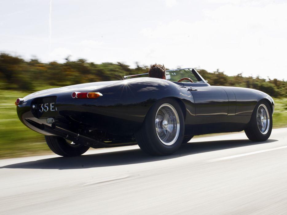 2011 Jaguar Eagle Lightweight Speedster supercar   r wallpaper
