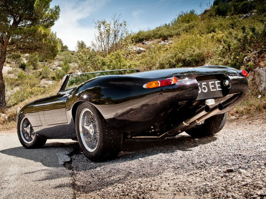 2011 Jaguar Eagle Lightweight Speedster supercar   g wallpaper