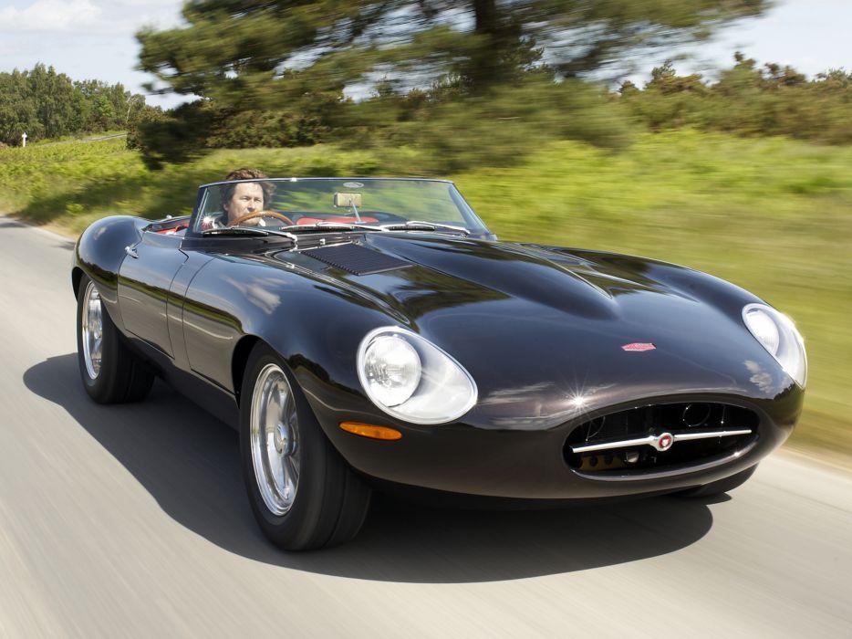 2011 Jaguar Eagle Lightweight Speedster supercar   t wallpaper
