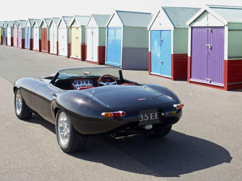 2011 Jaguar Eagle Lightweight Speedster supercar   y wallpaper