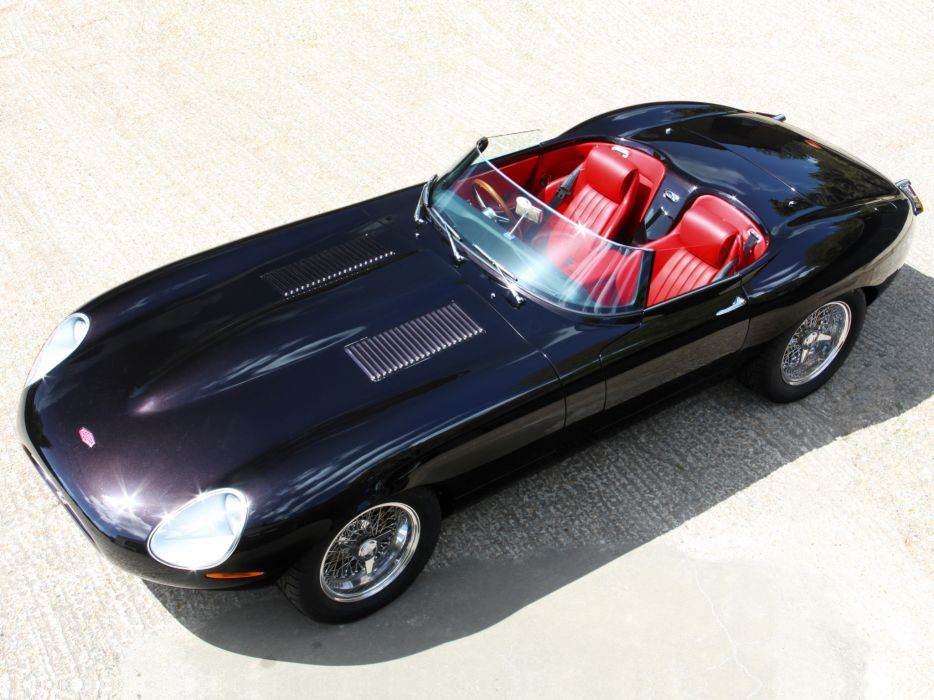 2011 Jaguar Eagle Lightweight Speedster supercar   te wallpaper