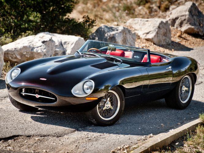2011 Jaguar Eagle Lightweight Speedster supercar f wallpaper