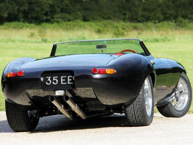 2011 Jaguar Eagle Lightweight Speedster supercar j wallpaper