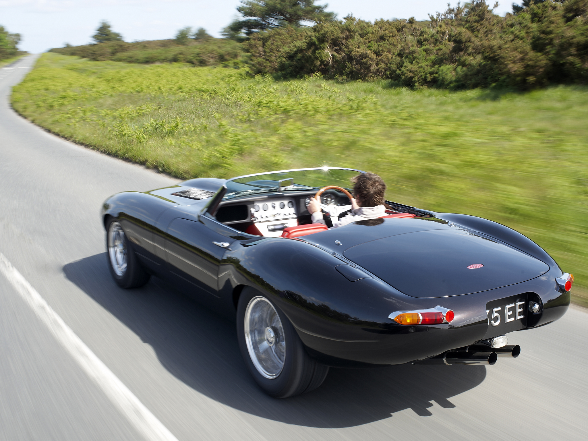 2011 Jaguar Eagle Lightweight Speedster Supercar G