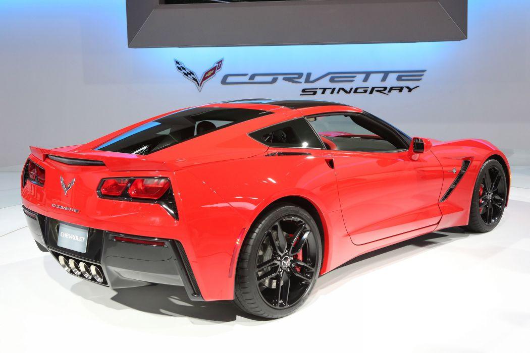 2013 Chevrolet Corvette Stingray supercar   g wallpaper