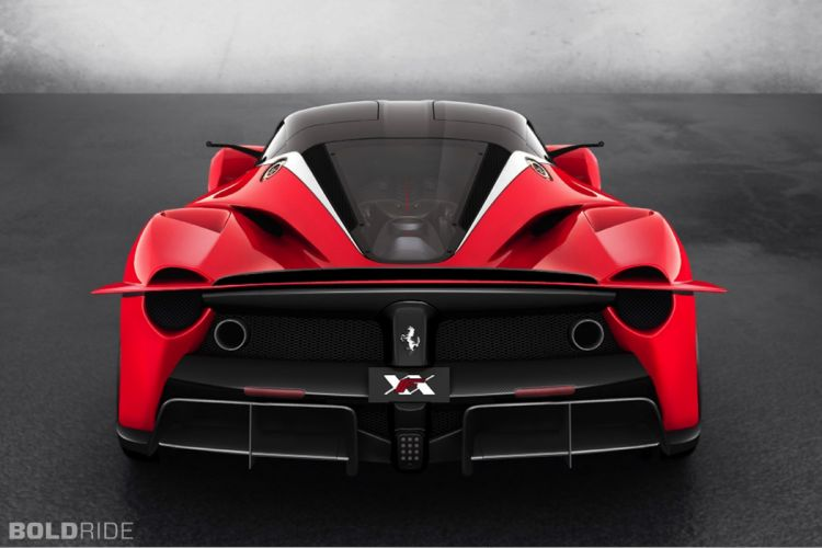 2013 Ferrari LaFerrari XFX Concept supercar r wallpaper