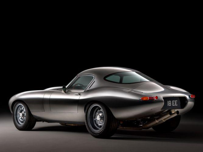 2013 Jaguar Eagle Speedster Low-Drag G-T supercar f wallpaper