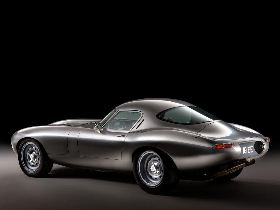 2013 Jaguar Eagle Speedster Low-Drag G-T supercar  d wallpaper