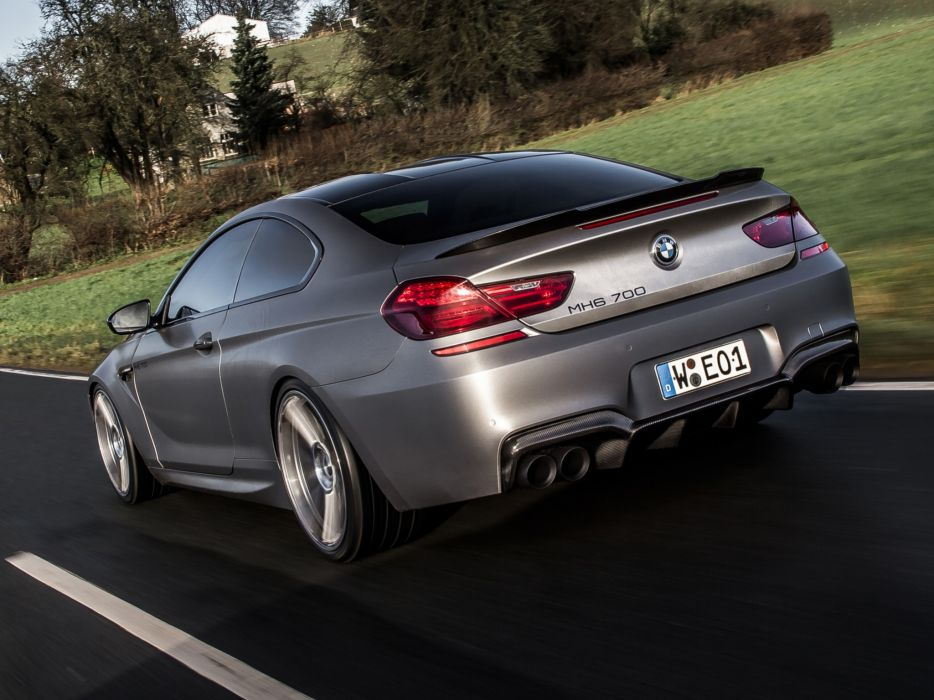 2013 Manhart-Racing BMW MH6 700 Coupe (F13) tuning   gs wallpaper