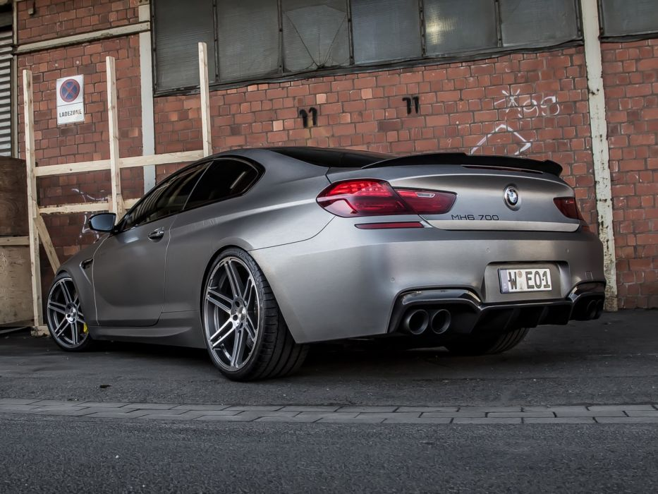 2013 Manhart-Racing BMW MH6 700 Coupe (F13) tuning   gd wallpaper