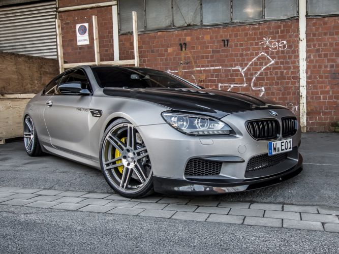 2013 Manhart-Racing BMW MH6 700 Coupe (F13) tuning g wallpaper