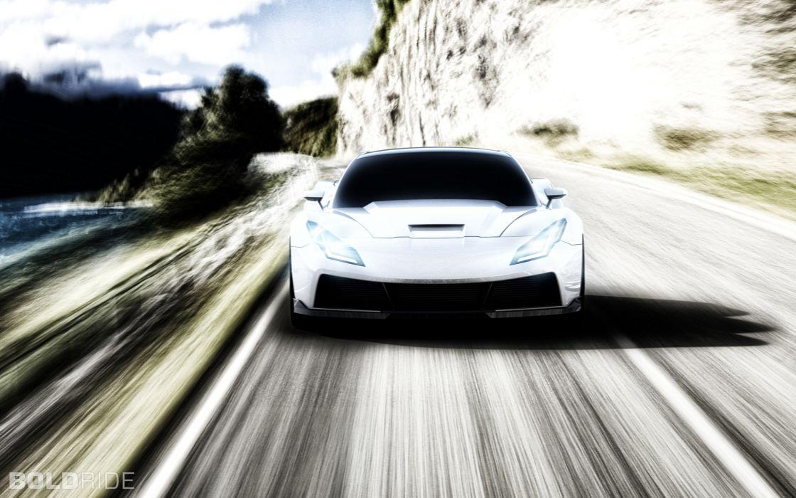 2013 Supervettes SV8R Concept corvette chevrolet supercar muscle tuning (13) wallpaper