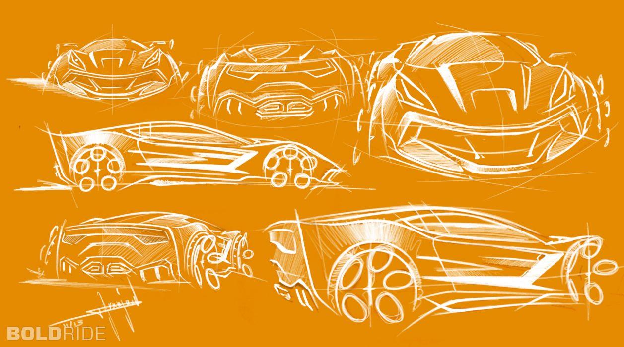 2013 Supervettes SV8R Concept corvette chevrolet supercar muscle tuning (1) wallpaper