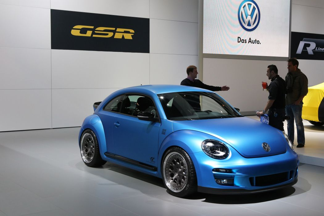 2013 Volkswagen Super Beetle tuning  g wallpaper