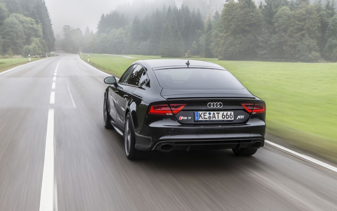 2014 ABT Audi RS7 tuning y wallpaper