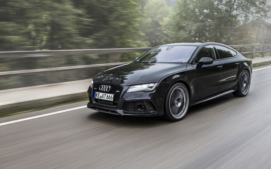 2014 ABT Audi RS7 tuning        h wallpaper