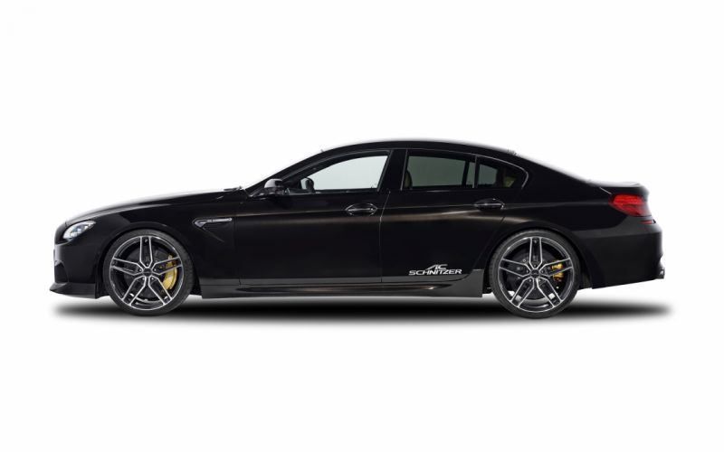 2014 AC-Schnitzer BMW M-6 Gran Coupe tuning r wallpaper