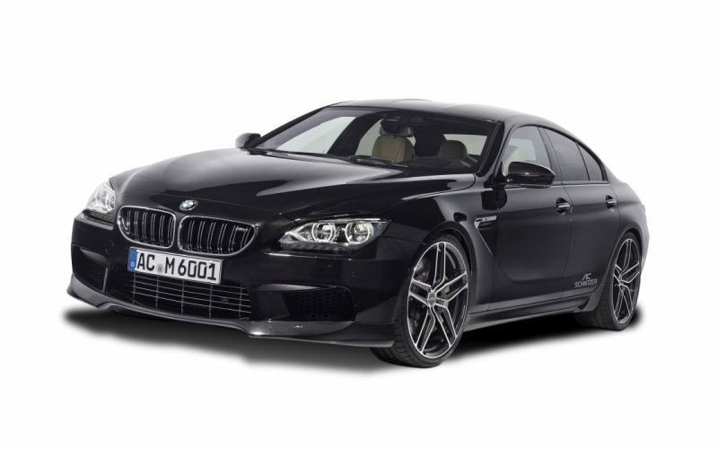2014 AC-Schnitzer BMW M-6 Gran Coupe tuning g wallpaper