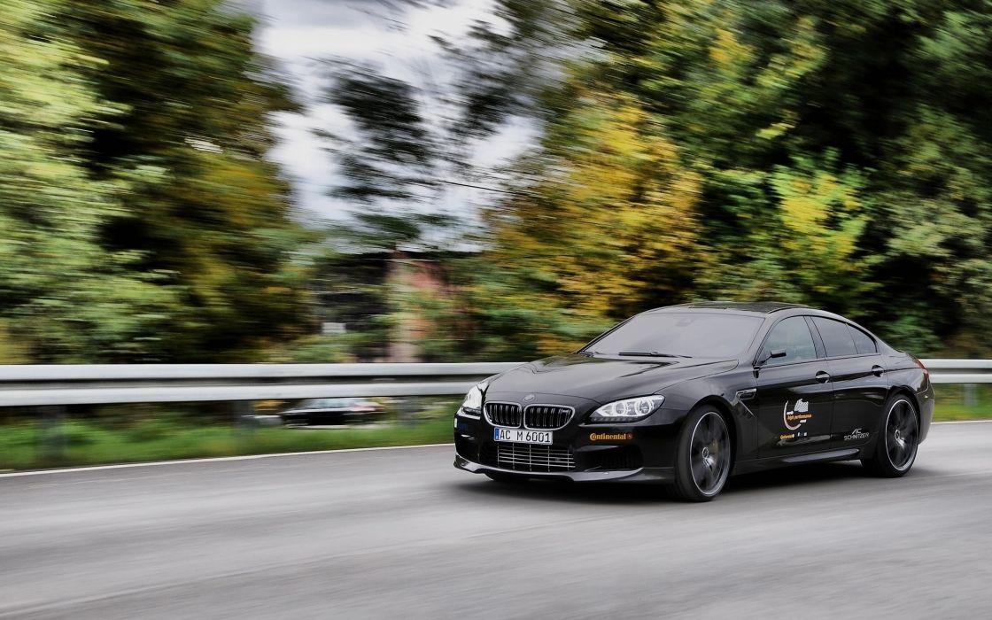 2014 AC-Schnitzer BMW M-6 Gran Coupe tuning e wallpaper