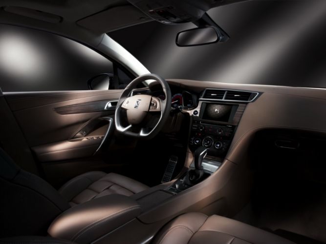 2014 Citroen D-S 5LS interior g wallpaper