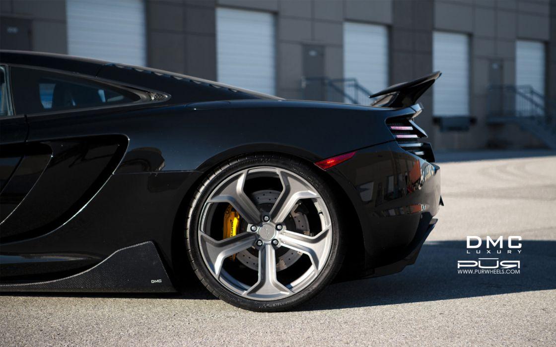 2014 DMC McLaren 12C Velocita S-E supercar poster wheel   g wallpaper