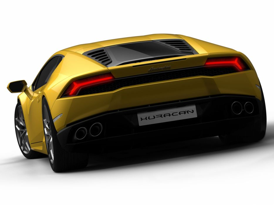 2014 Lamborghini Huracan LP610-4 LB724 supercar   f wallpaper