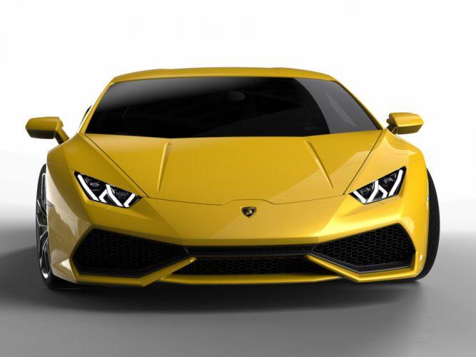 2014 Lamborghini Huracan LP610-4 LB724 supercar g wallpaper