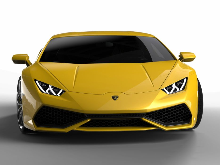 2014 Lamborghini Huracan LP610-4 LB724 supercar  g wallpaper