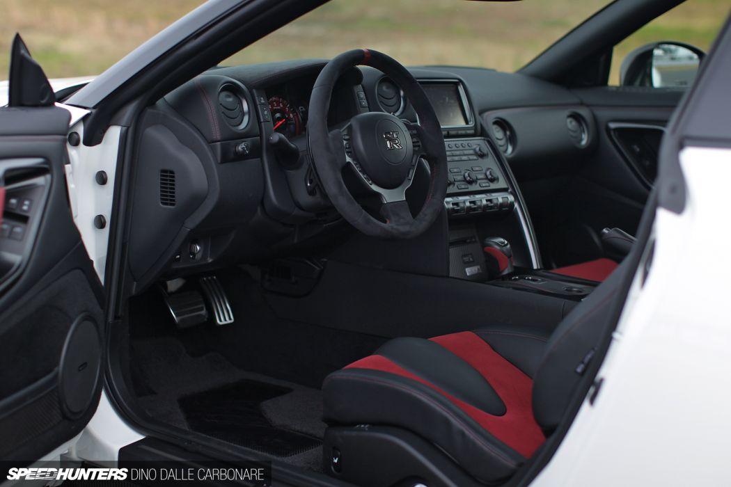 2014 Nissan Nismo GT-R R35 supercar race racing interior     h wallpaper