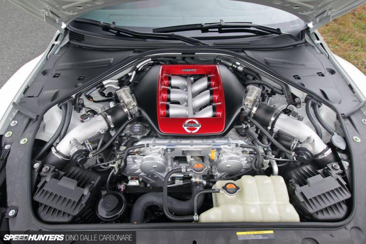 2014 Nissan Nismo GT-R R35 supercar race racing engine h wallpaper